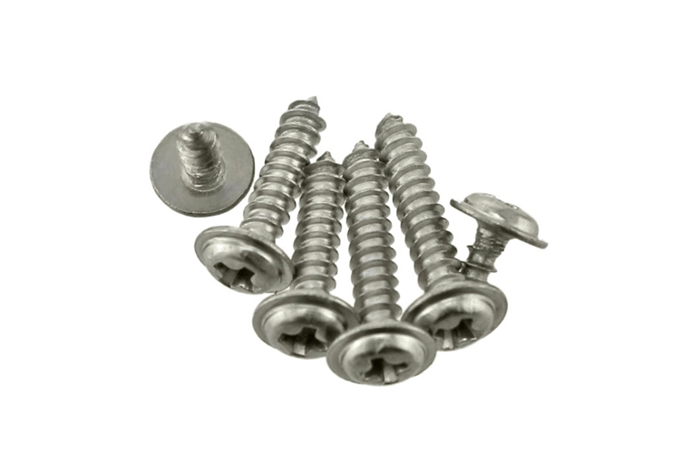 ss304 DIN968 tapping screw