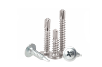 wafer head drilling screw