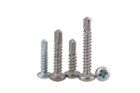 pan head drilling screw