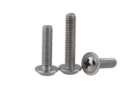 pan head philips screw with collar