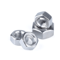 Hex nuts, types of nuts, nuts supplier