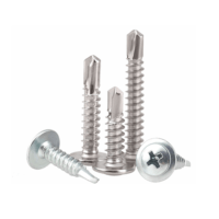 types of self drlling screws, drilling screws